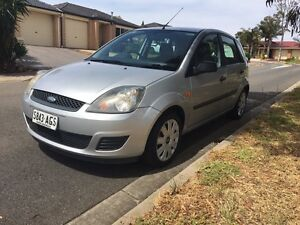 Ford Fiesta 2006 low ks great condition 5 door hatch QUICK SALE !!!! Seaford Meadows Morphett Vale Area Preview