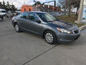 2010 Honda Accord 4CYL,$4888,AUTO,SAFETT+3YEARS WARRANTY INCLUDE