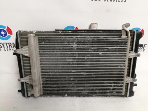 Volkswagen Polo 2002-2009 1.4 TDI CoolantRadiator A/C Condenser FAN 6Q0820411K