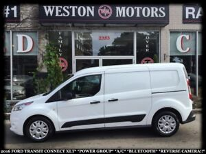 2016 Ford Transit Connect XLT*POWER GROUP*A/C*BLUETOOTH*REVERSE