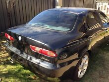 1999 Alfa Romeo 156 Ascot 3551 Bendigo City Preview