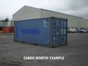 2nd hand shipping containers - Bordertown Bordertown Tatiara Area Preview