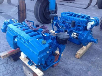 Volvo Penta TAMD40 Marine Diesel Engines For Sale (2 Available) Hamilton Hill Cockburn Area Preview