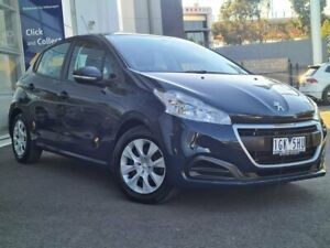 2016 Peugeot 208 A9 MY15 Access 5 Speed Manual Hatchback