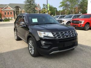 2016 Ford Explorer Limited | AWD | Accident Free | Moonroof