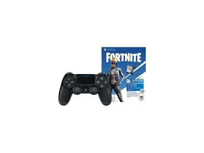 Sony DualShock 4 Wireless Controller for PlayStation 4 Bundle - Fortnite Neo Ver
