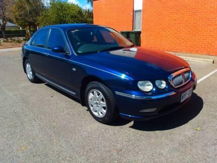 2003 Rover 75 Low Kilometre Luxury Sedan