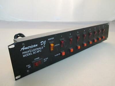 American DJ SC-8FC Light Control