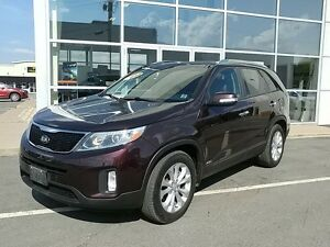 2015 Kia Sorento EX V6 V6 AWD, Leather