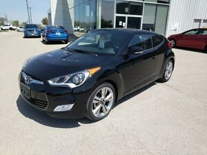 2016 Hyundai Veloster Tech DEMO CLEARANCE | HEATED FRONT SEAT...