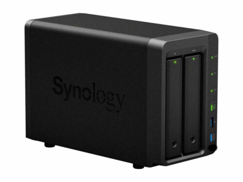 Synology 2 Bay NAS DiskStation DS712+ With 4 TB Storage