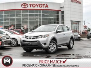 2015 Toyota RAV4 LE, USB, BLUETOOTH, DRIVER MODES Another Incred