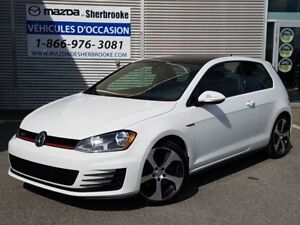 2015 Volkswagen GTI AUTOBAHN TOIT OUVRANT MAGS 18''