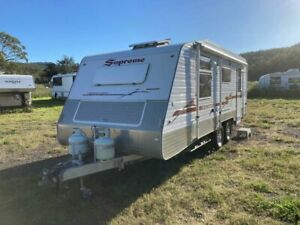 2008 Supreme Territory Caravan Withcott Lockyer Valley Preview