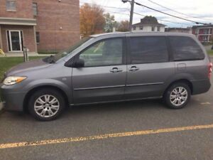 Mazda MPV 2005 (7 seats -des places)