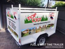 Top Cut Lawnmowing franchise in your suburb if available Langwarrin Frankston Area Preview