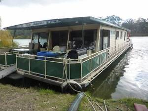 Houseboat for sale at Renmark SA Renmark Renmark Paringa Preview