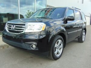 2015 Honda Pilot DEAL PENDING EX-L w/RES DVD 8 PASSENGER LEATHER