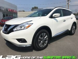 2017 Nissan Murano SV Panoramic Sunroof! Heated Seats! Heated St