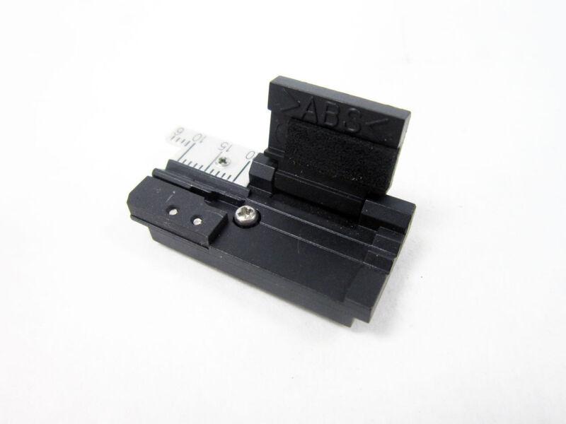FITEL S321 S323 FIBER HOLDER INSERT FOR THE FIBER OPTIC CLEAVER
