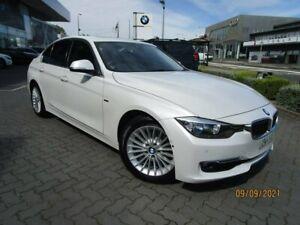 2014 BMW 320i F30 MY0813 320i White 8 Speed Sports Automatic Sedan