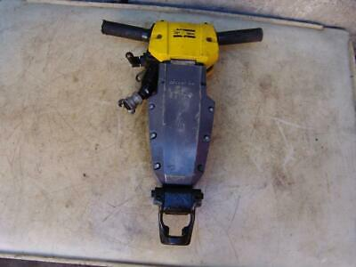 Rock Drill Atlas Copco Spd 25e 40 Lbs For Tow Behind Compressor
