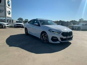 2020 BMW 2 Series F44 220i Gran Coupe DCT Steptronic M Sport White 7 Speed