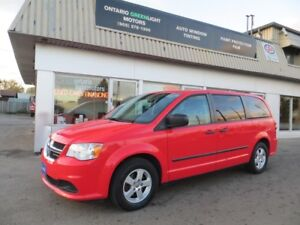 2011 Dodge Grand Caravan 7 PASSENGERS STOW AND GO, alloys