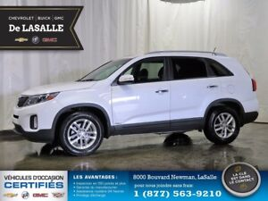 2015 Kia Sorento V6 LX AWD Always popular..!