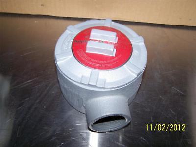 Appleton Electric Gr Series Hazardous Location Conduit Outlet Box 1 14