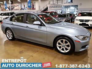 2014 BMW 3 Series 320i - NAVIGATION - A/C - Cuir