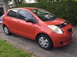 2006 Toyota Yaris Hatchback *Mint Condition*