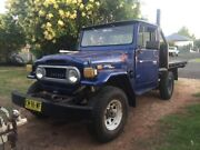 1973 FJ 45 Landcruiser 2h diesel Forbes Forbes Area Preview
