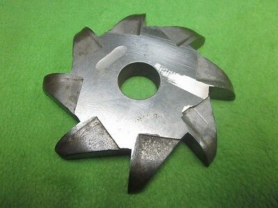 Convex Parabolic Round Milling Cutter 8t 5 X .695 X 1