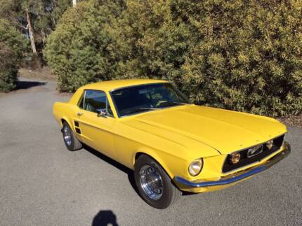 1967 Ford Mustang Coupe Somerset Waratah Area Preview