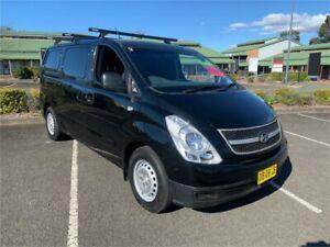 2011 Hyundai iLOAD TQ-V Black 5 Speed Manual Van