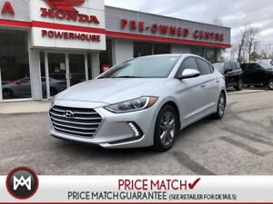 2017 Hyundai Elantra GL*BACK-UP CAM! HEATED STEERING WHEEL AND S