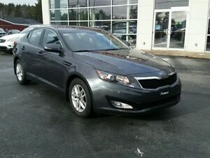 2012 Kia Optima LX Heated power seat. Great condition.
