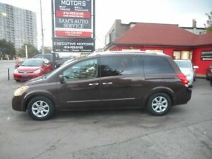 2007 Nissan Quest SL LOW KM