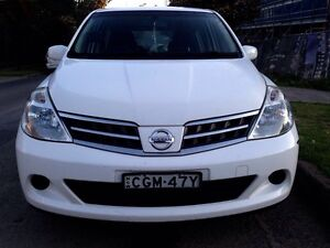 2012 Nissan Tiida Hatchback Epping Ryde Area Preview