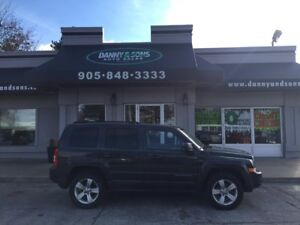 2011 Jeep Patriot North Country 4WD