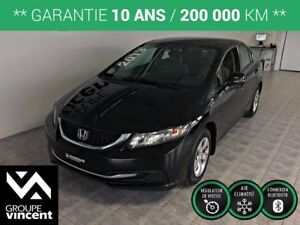 2013 Honda Civic LX**AUTOMATIQUE**