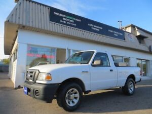 2008 Ford Ranger XL,  TOOL BOX, CERTIFIED