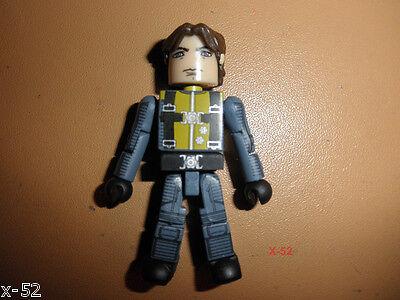 X-MEN First Class PROF X XAVIER minimates FIGURE toy JAMES McAVOY marvel univers