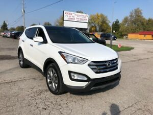 2013 Hyundai Santa Fe PREMIUM SPORT AWD 85KM ON SALE NOW!