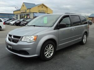 2013 Dodge Grand Caravan SE Stow-N-Go 3.6L 7Pass