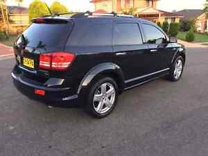 2010 DODGE JOURNEY R/T LUXURY 7 SEATER Wakeley Fairfield Area Preview