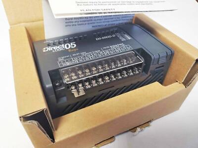 New Automation Direct D0-05dd-d Direct Logic 05 Micro Plc