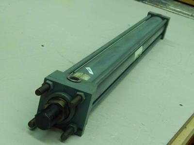 Miller Hv-74b6b Stroke 36.190 Bore 2-12 2500 Psi Hydraulic Cylinder
