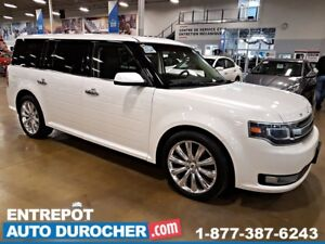 2014 Ford Flex Limited EcoBoost 4X4 - NAVIGATION - TOIT OUVRANT